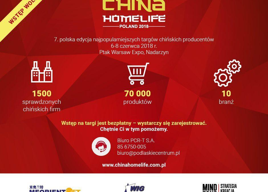 @China Homelife Poland