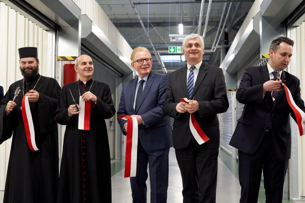 Lokalne media o otwarciu nowej hali w Podlaskim Centrum Rolono-Towarowym S.A.