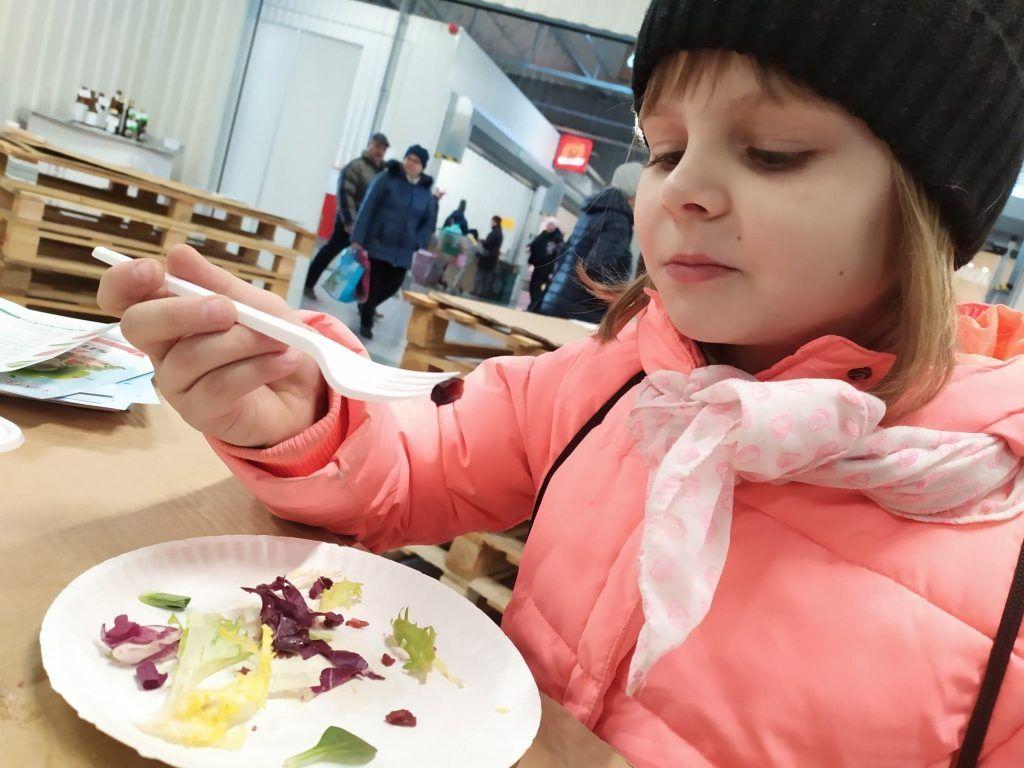 , Żeby jeść zdrowo wystarczą świeże produkty i dobre chęci