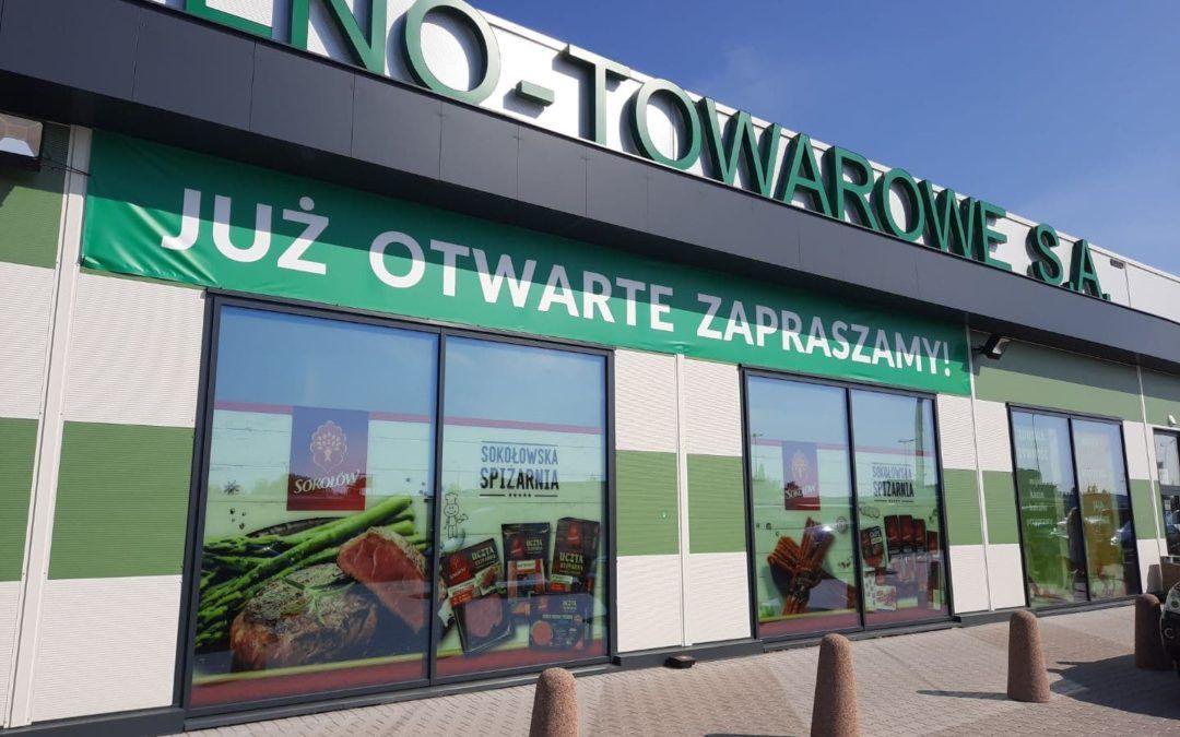 Zakupy w nowej hali Giełdy