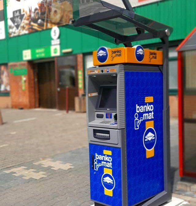 Drugi bankomat na Giełdzie